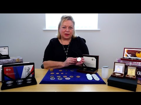 British Gold and Silver Britannia Coins Information