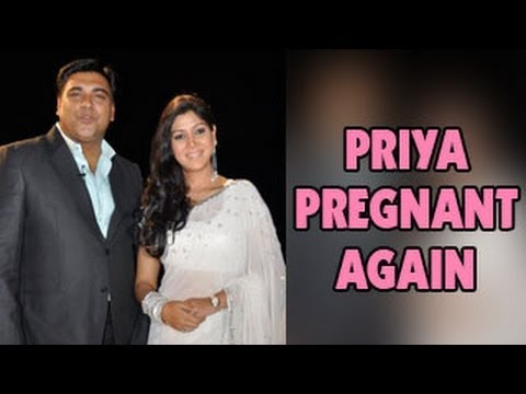 Priya PREGNANT with Ram's Second Child in Bade Achhe Lagte Hain 4th April 2013