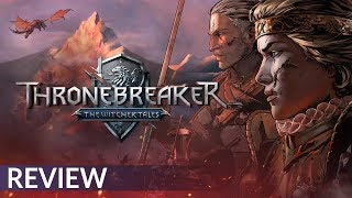 Thronebreaker: The Witcher Tales Review (Video Game Video Review)