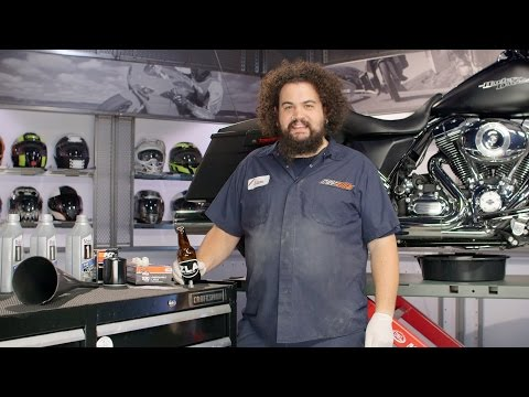 Thumbnail for How to Change Motorcycle Oil