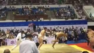 Лучший :) Чемпионат мира по сумо ????????