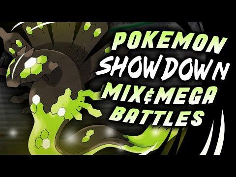 FOOKN WIT DA MOB: Pokemon Sun and Moon Showdown Live! w/ Blunder