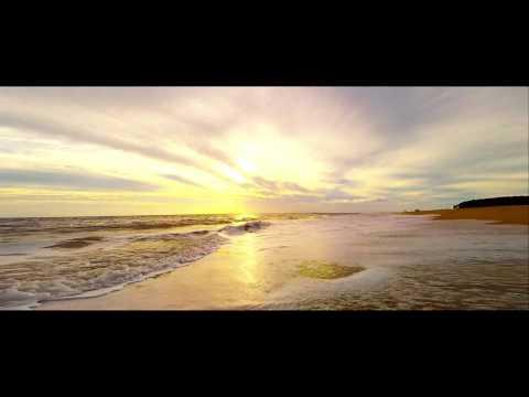 Kekaha Beach Kauai Hawaii - Universe piano solo by Christopher Boscole