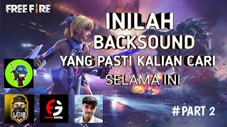 Backsound Andalan Youtuber Free Fire - 2020