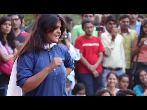 Uncounted 3.5 Crores - Ankahi Street Play Society, IIT Delhi - First Place, Rendezvous'16