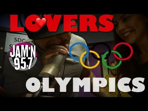 WE WON THE LOVERS OLYMPICS!!!
