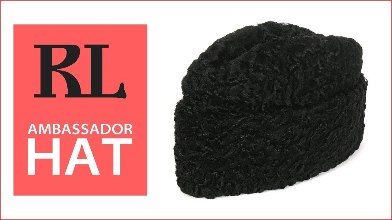 dcdf1d091ca Karakul Russian Ambassador Hat - YouTube