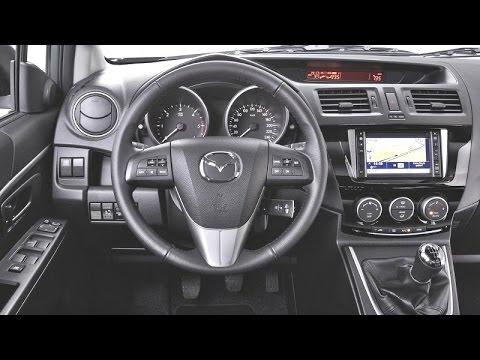 2014 Mazda Mazda5 Interior - YouTube