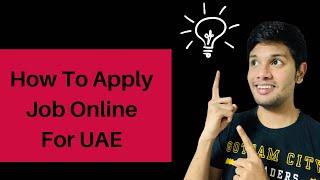 How to apply job online for UAE | Dubai | Tamil screenshot 3
