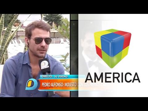 El fastidio de Pedro Alfonso con los Premios Carlos: Alguna vez, un mimo estaría bueno