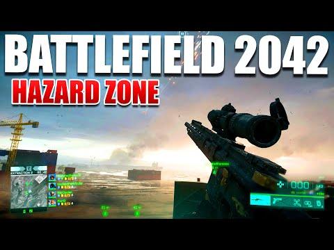 Das ist also Battlefield 2042 Hazard Zone...