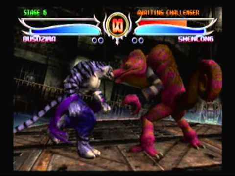 Let's Play Bloody Roar 4: Busuzima ~ Bad Karma Chameleon