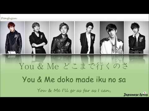 Boyfriend - My Avatar (Jap/Rom/Eng) Lyrics