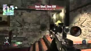 Holy Crap! Best Black Ops Clip!? :O