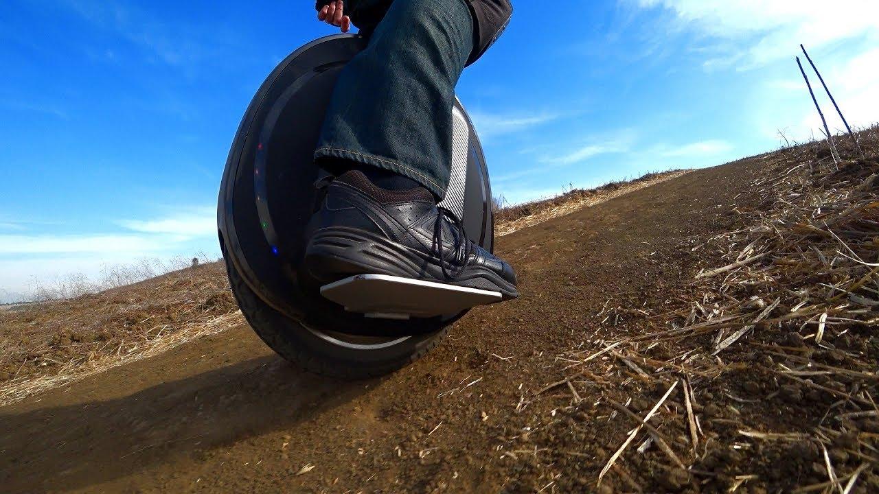 Gotway Tesla Mountain Stress Test - Part 1