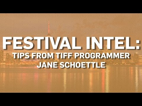 TIFF: Programmer Jane Schoettle Gives Her Top Tips