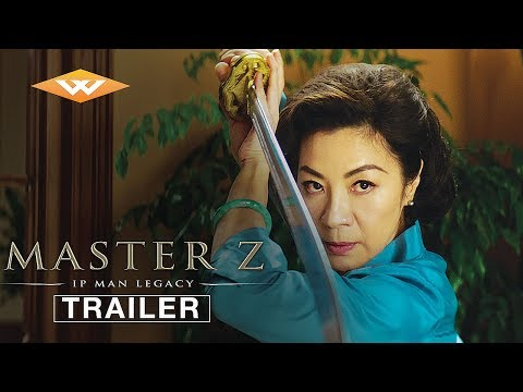 MASTER Z: IP MAN LEGACY (2019) Official Trailer   Max Zhang, Michelle Yeoh, Dave Bautista, Tony Jaa