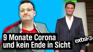 Gehört die Coronakrise ins Parlament?
