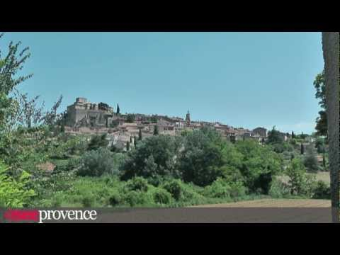 Ansouis, Provence Video Guide