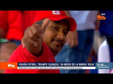 Pasion Fútbol:  América vs. Millonarios - Win Sports