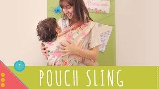 Aprenda a costurar um pouch sling
