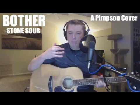 Stone Sour - BOTHER - Cover