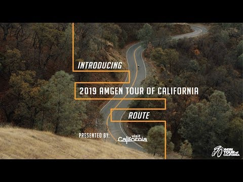 DISCOVER THE 2019 ROUTE | AMGEN TOUR OF CALIFORNIA