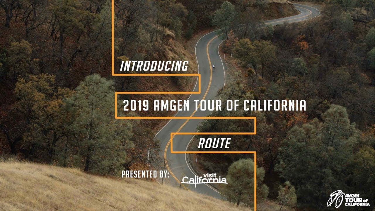 2019 Route Overview | Amgen Tour of California