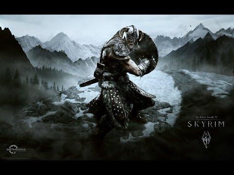 Let's Play The Elder Scrolls 5: Skyrim #020 [Deutsch] [HD] Alduin der Schwarze Drache