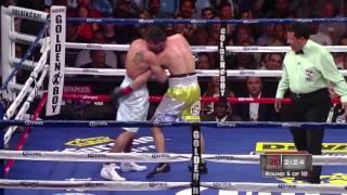 Humberto Soto vs. Lucas Matthysee 6.23.2012 (Rounds 4-5, Postfight)