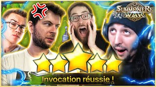 UNE SESSION GODTIERS ! 🤩 - SUMMONERS WAR #05