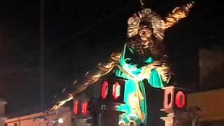 Jesús Nazareno Del Calvario,santa Cruz De Quiché, Jueves Santo 2014