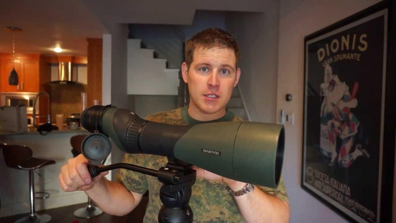 Swarovski Stx Spotting Scope 30 70x95 Youtube
