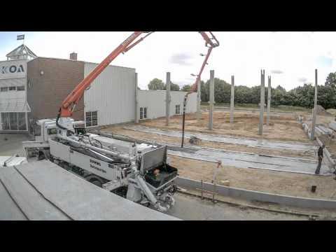 Gebr. Schütt KG - Bau einer 1.530 m² großen Halle in Dägeling bei Itzehoe