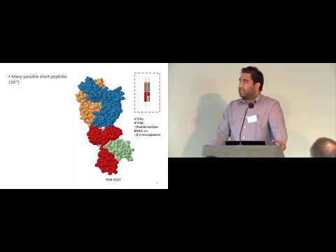 Govinda Sharma: Identification of CD8+ T cell epitopes by interrogation of peptide-coding sequences