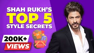 How EVERY MAN Can Dress Like A Superstar - Shahrukh Khan Fashion Breakdown | BeerBiceps Men's Style