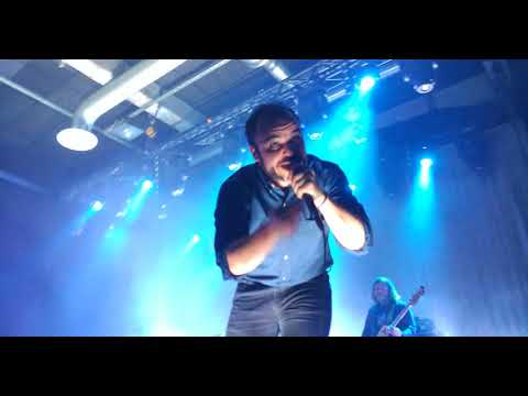Future Islands  Time on her side  in Estonia 27102017