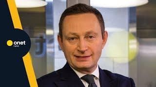 Paweł Rabiej o kibicach Legii: To nie powinno mieć miejsca   #OnetRANO