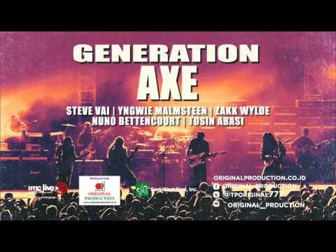 TVC Generation Axe Jakarta 2017
