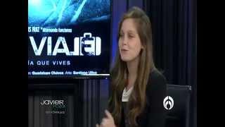 javier poza entrevista a natasha dupeyron