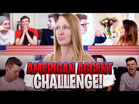 YOUTUBERS ACCENT CHALLENGE!