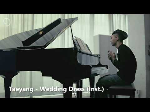Taeyang - Wedding Dress (Instrumental)
