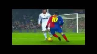 Роналдо против Месси(Самые лучшие финты,Роналду против Месси., 2011-10-15T11:44:55.000Z)