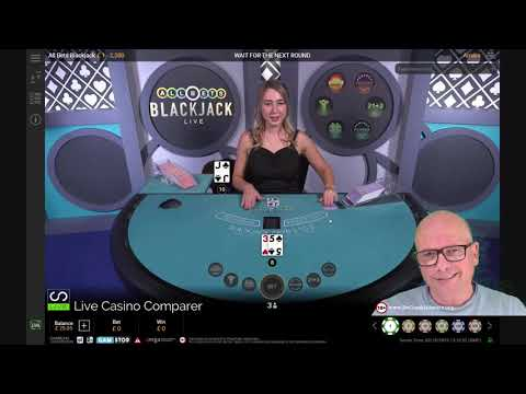Playtech AllBets Blackjack Live Review