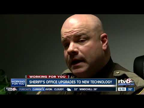 Johnson County Sheriff's Office Upgrades Investigations With 3-D Technology