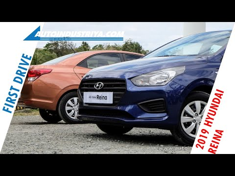2019 Hyundai Reina is pleasantly surprising for the price - Feature