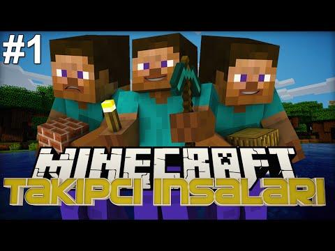 Minecraft Takipçi İnşaları Bölüm 1 - Mehmet Uçaroğlu