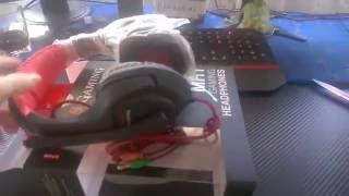Unboxing & Review Tacens Mars Gaming MH1 en Español