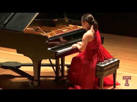 Ching-Yun Hu Performs Alkan: Le festin d'Esope, Op. 39, No. 12