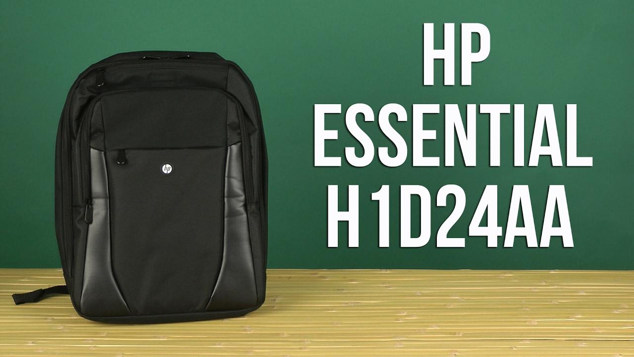 Ра�паковка hp essential 156quot blackgrey h1d24aa youtube